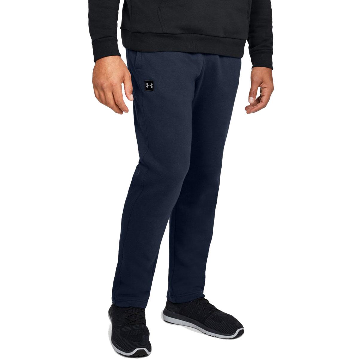 Under Armour Men's Ua Rival Fleece Pants - Blue, M