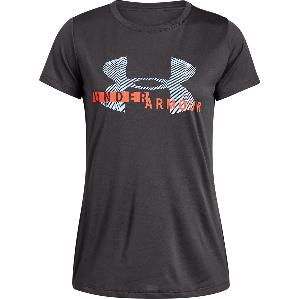 Under Armour Women's Ua Tech Graphic Short-Sleeve Tee - Black, M