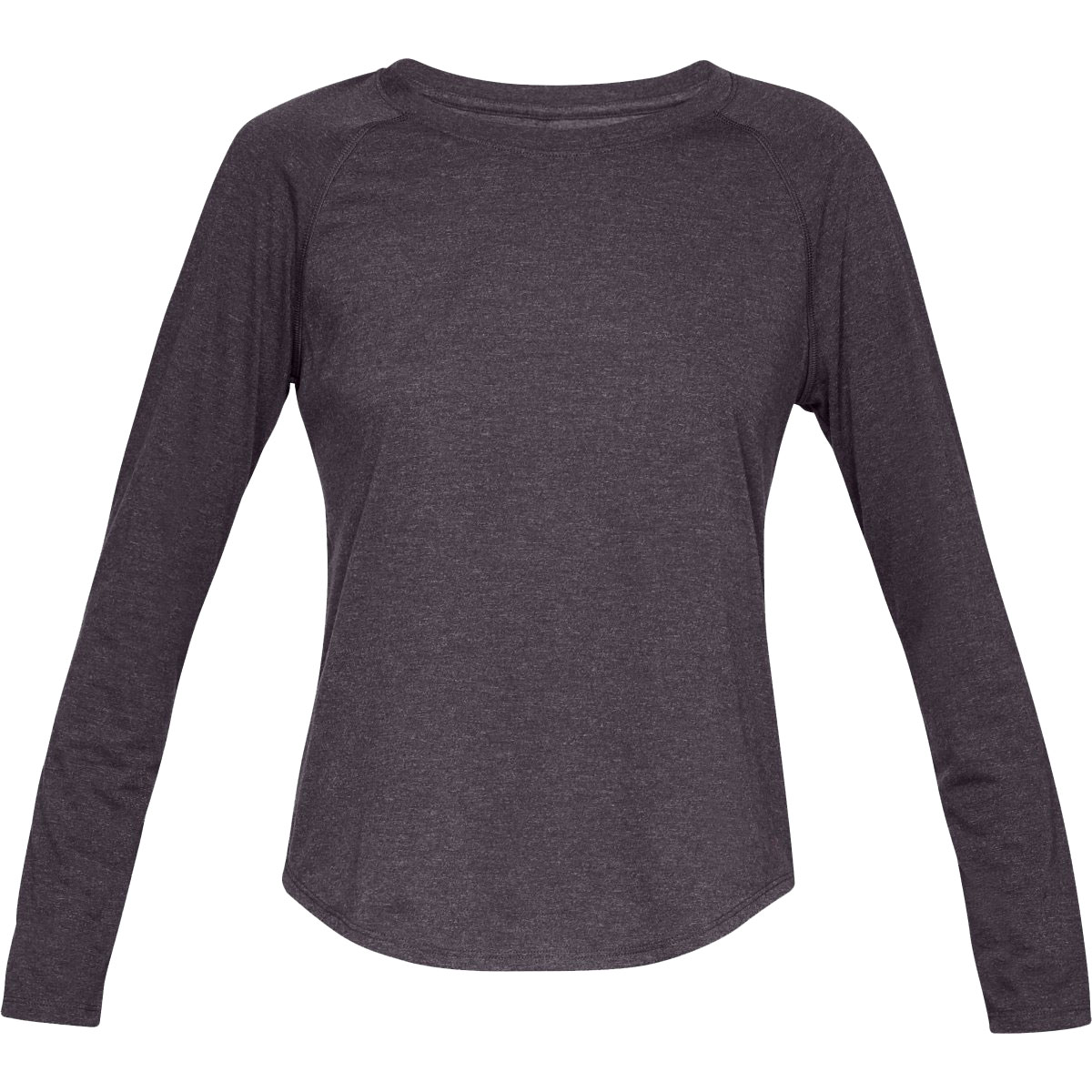 Under Armour Women's Ua Whisperlight Long-Sleeve Shirt - Purple, S