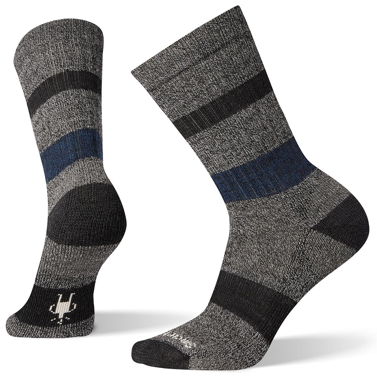 Smartwool Men's Barnsley Crew Socks - Black, L