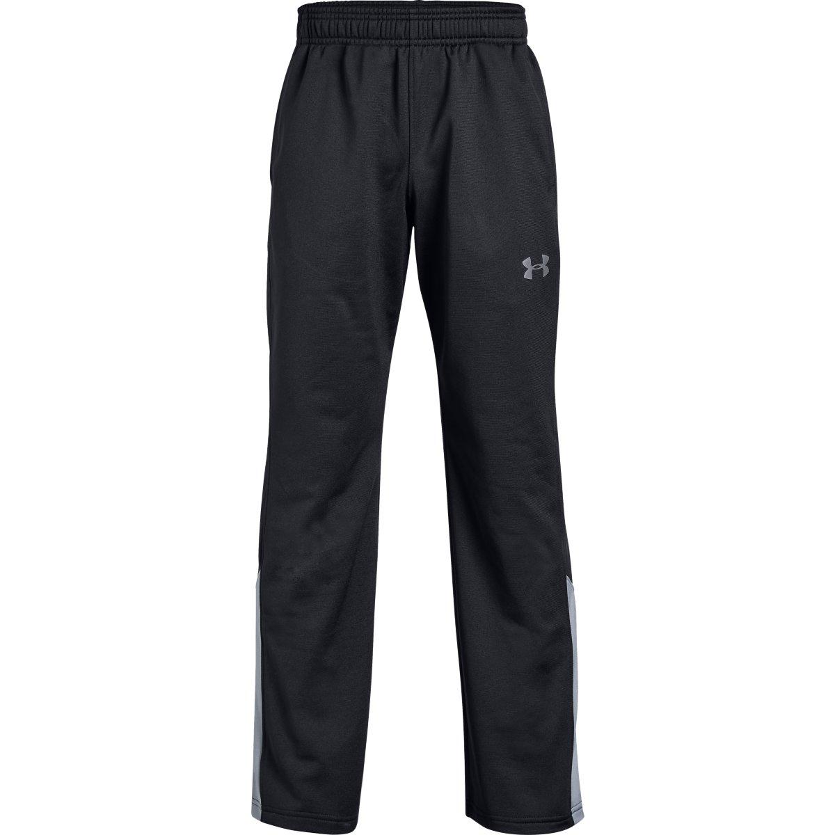 Under Armour Big Boys' Ua Brawler 2.0 Pants - Black, M
