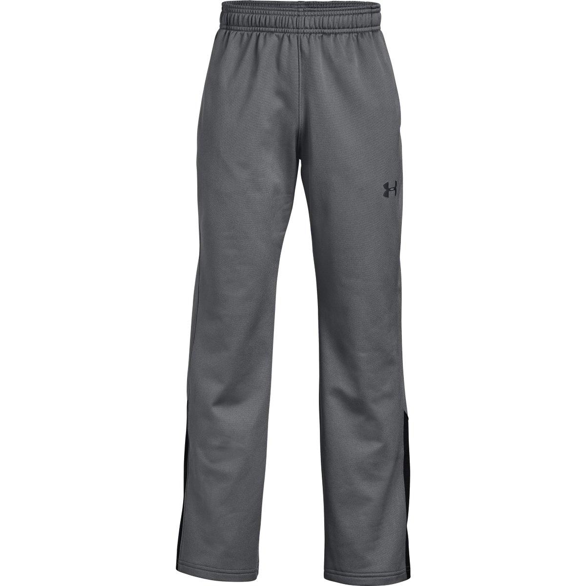 Under Armour Big Boys' Ua Brawler 2.0 Pants - Black, S