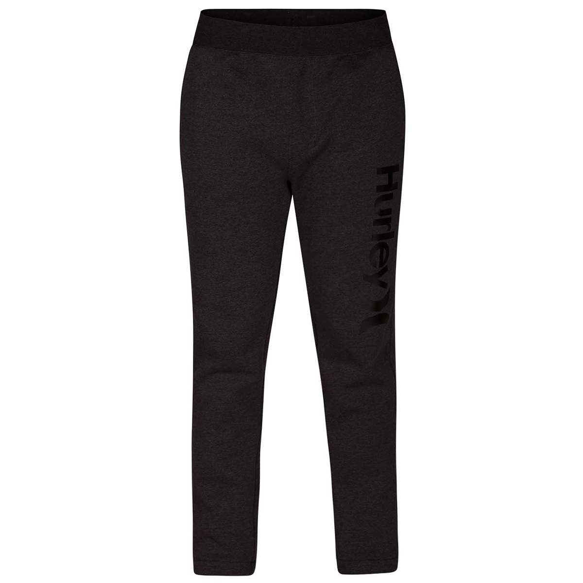Hurley Guys' Surf Check One And Only Track Pants - Black, L