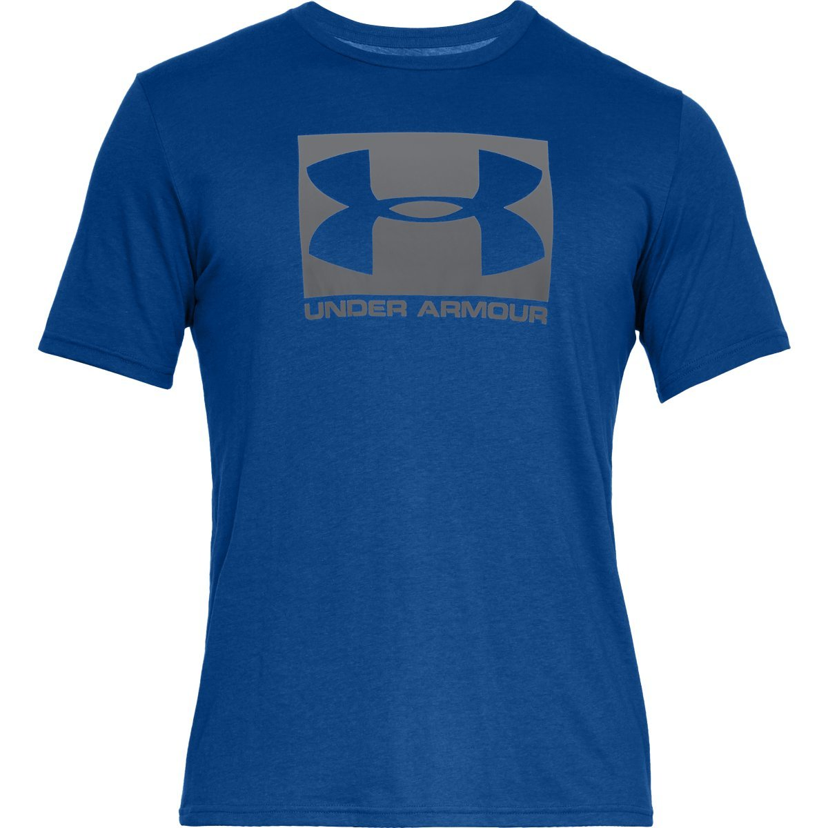 Under Armour Men's Ua Sportstyle Boxed Graphic Short-Sleeve Tee - Blue, XL