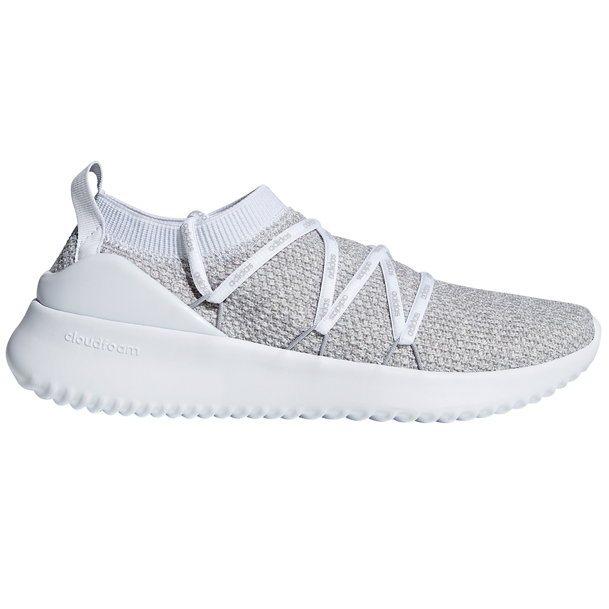 Adidas Women's Ultimamotion Running Shoes - White, 10