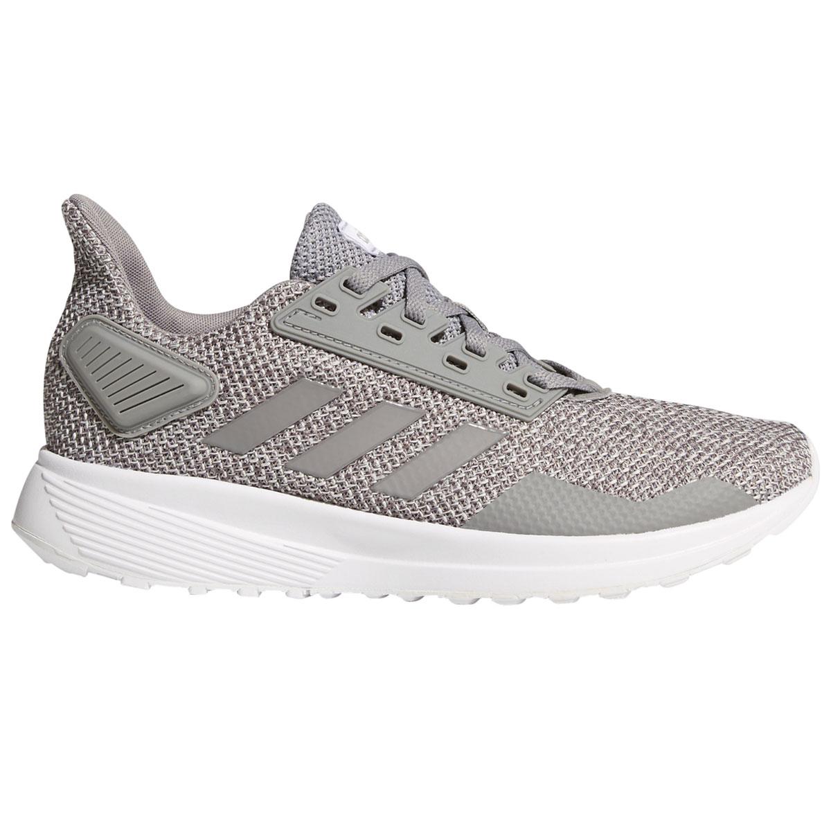 Adidas Boys' Duramo 9 Running Shoes - Black, 6.5