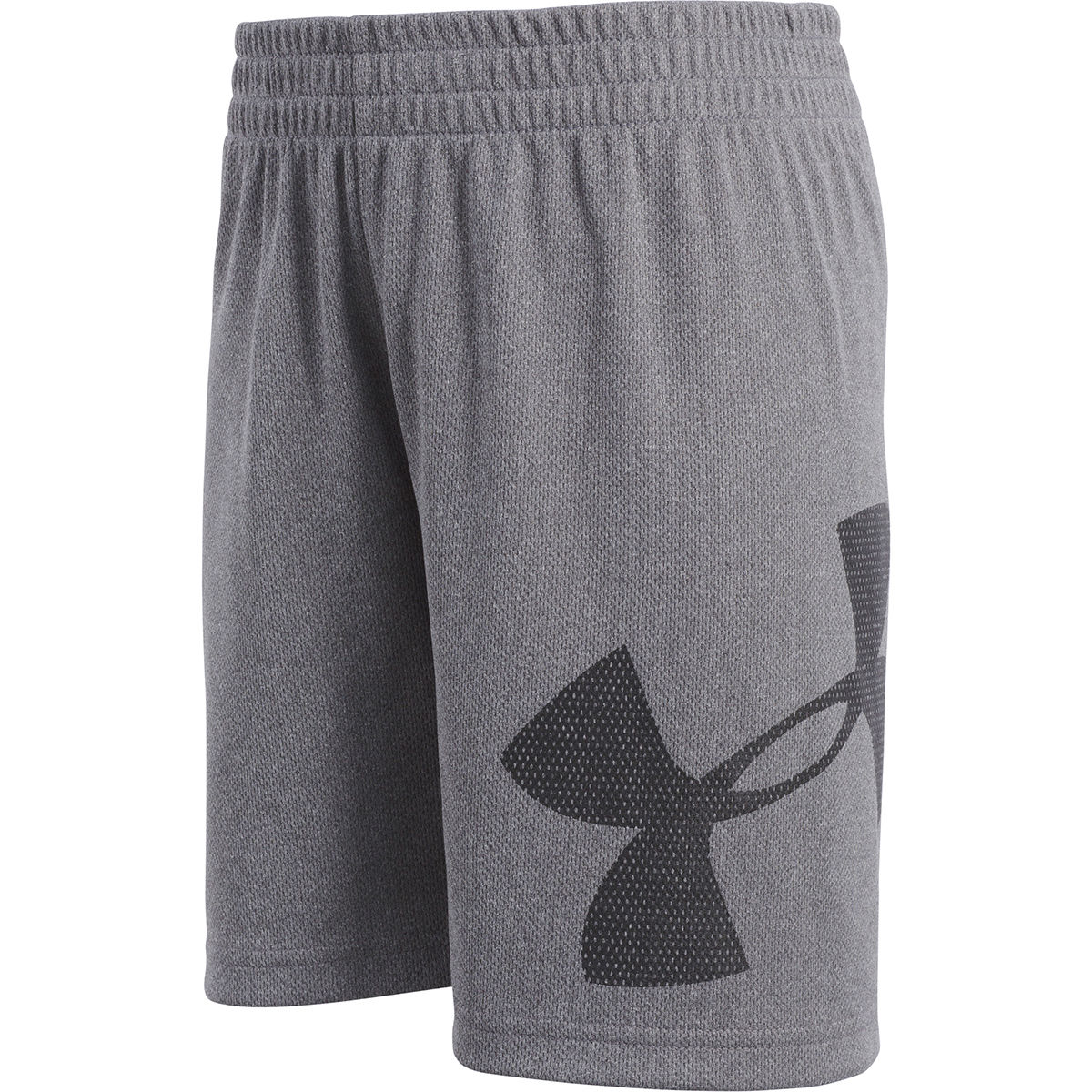 Under Armour Little Boys' Zoom Striker Shorts - Black, 6