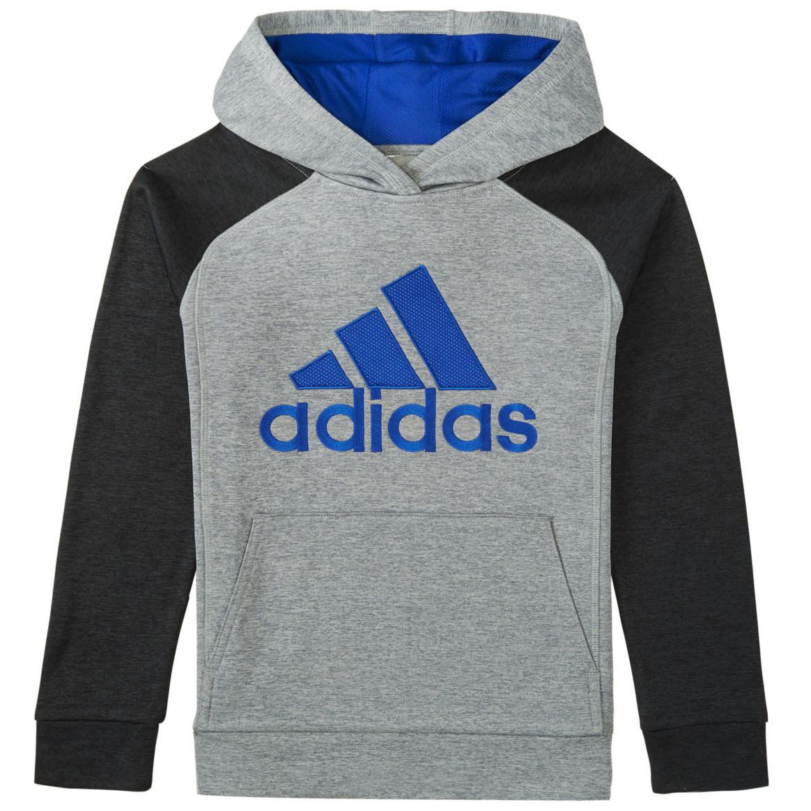 Details about Adidas Little Boys' Fusion Pullover Hoodie