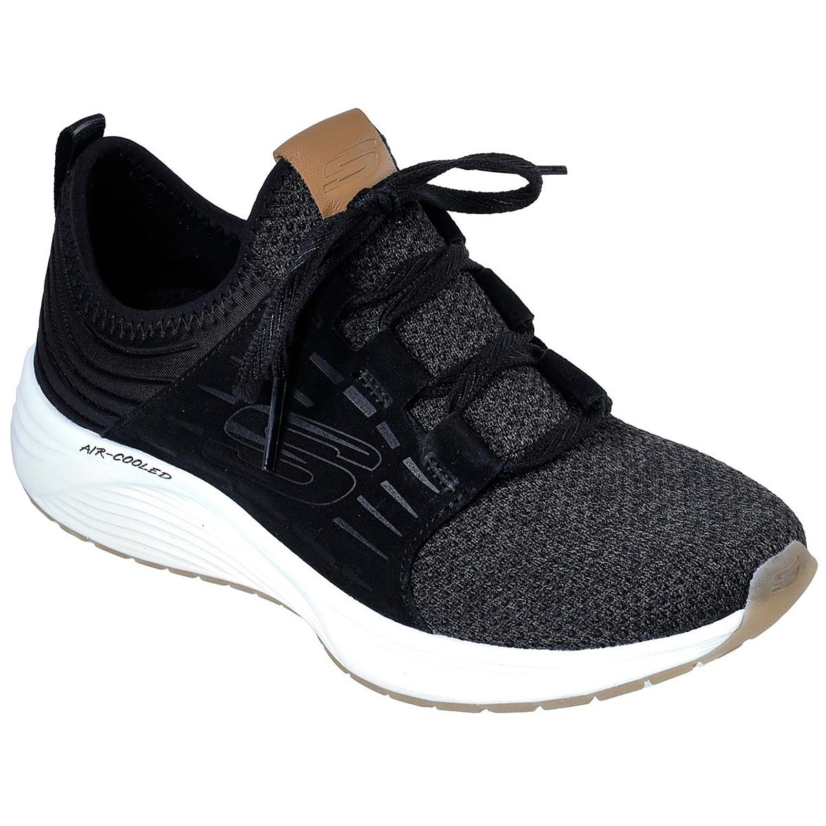 Skechers Women's Skyline Sneakers - Black, 6.5