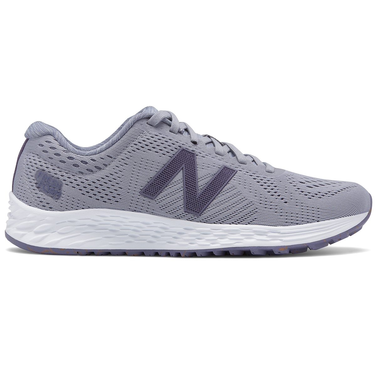 New Balance Women's Fresh Foam Arishi Sport Running Shoes - Purple, 7.5