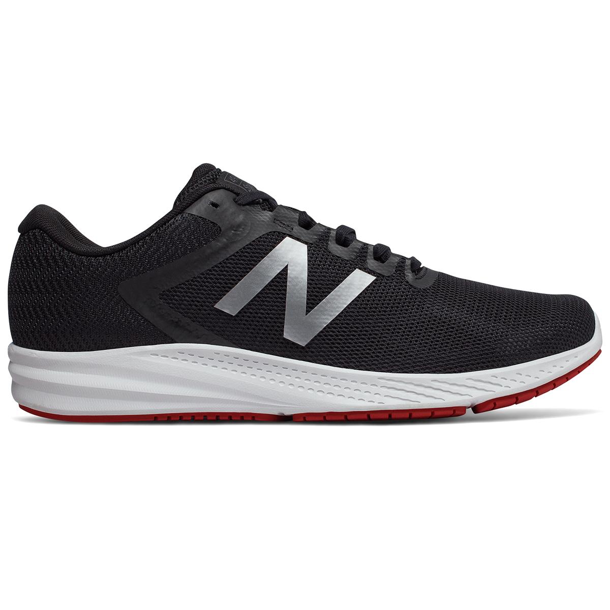 New Balance Men's 490V6 Running Shoes - Black, 11