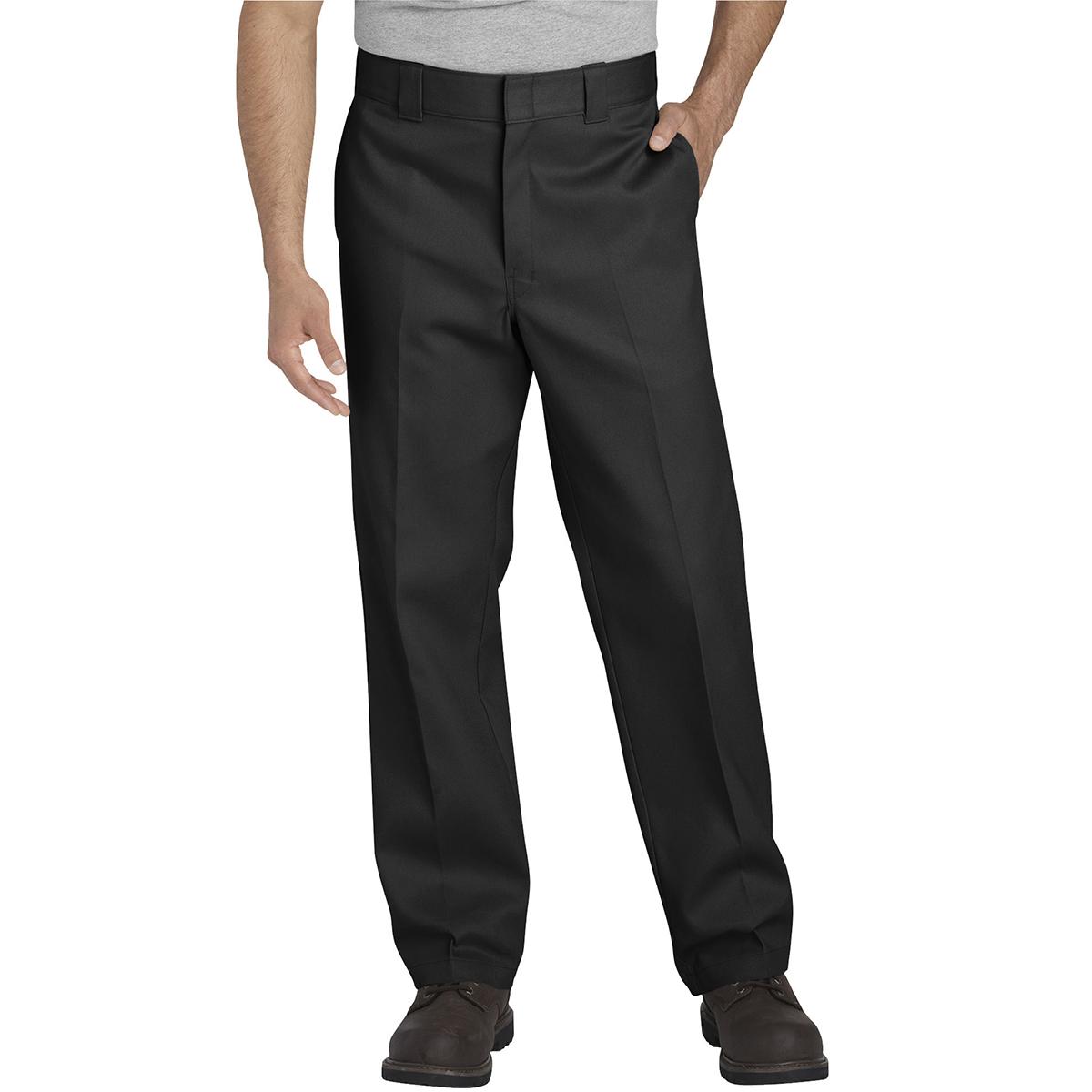 Dickies Men's 874 Flex Work Pants - Black, 31/32