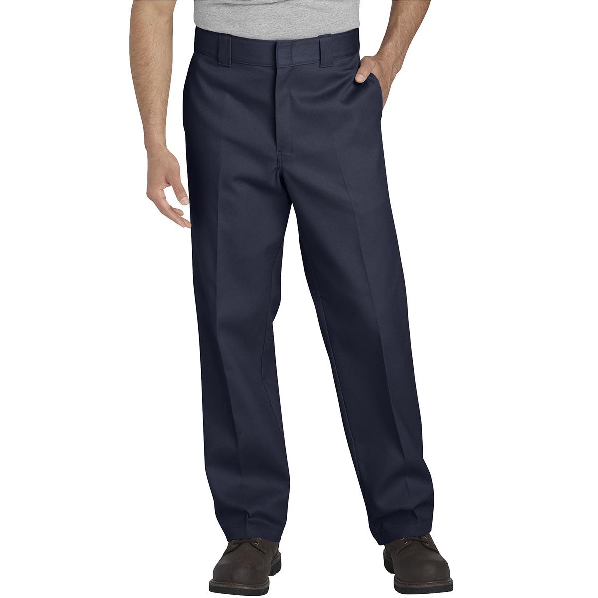 Dickies Men's 874 Flex Work Pants - Blue, 42/30
