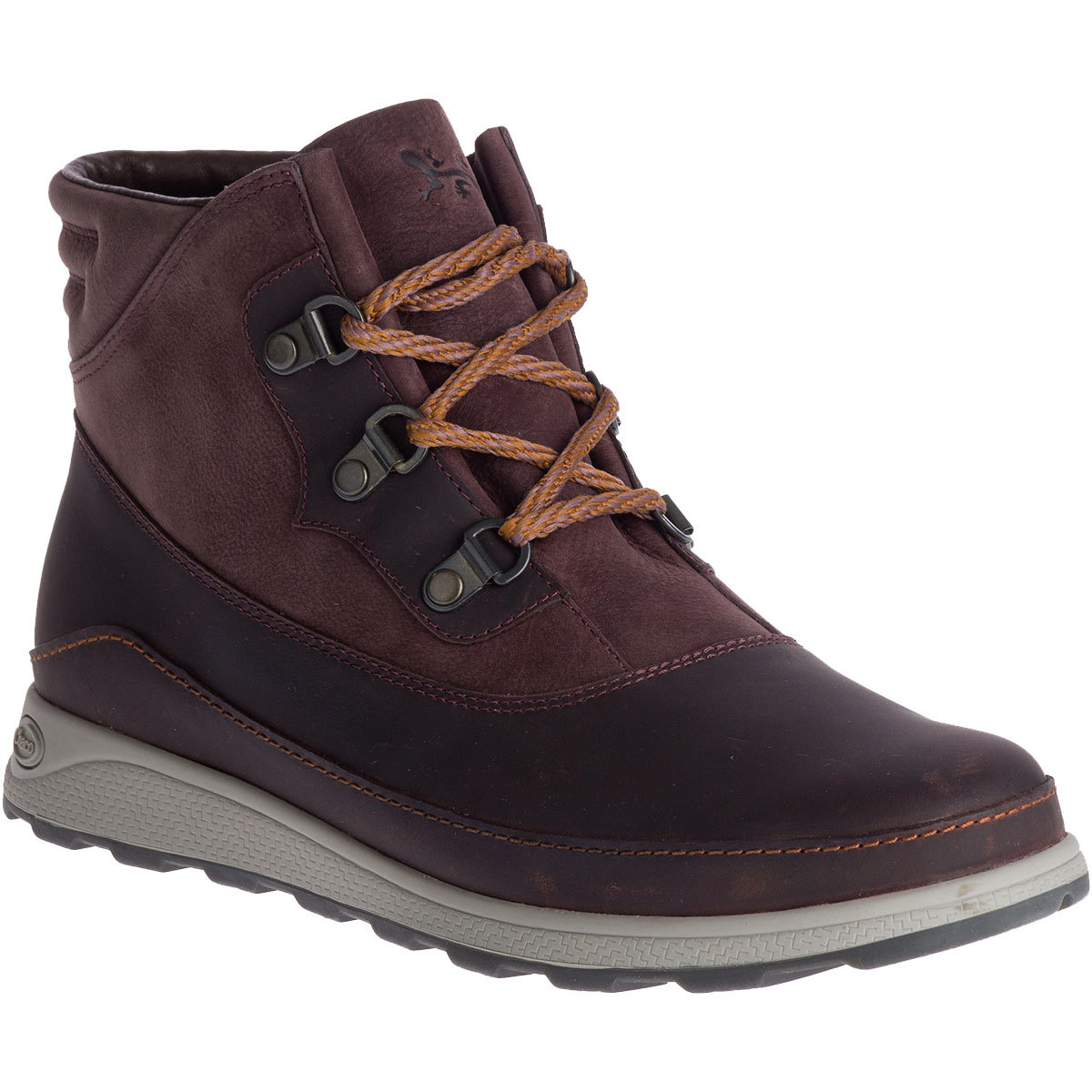 Chaco Women's Ember Mid Storm Boots - Brown, 9