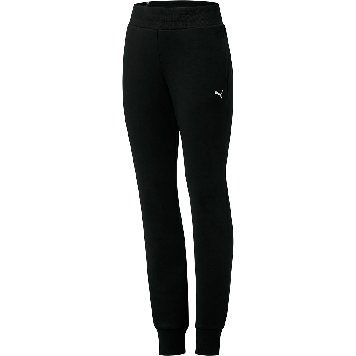 Puma Women's Essential Fleece Sweatpants - Black, S