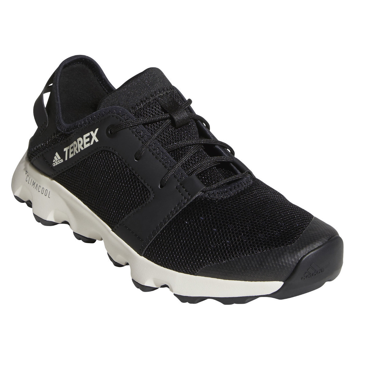 Adidas Women's Terrex Cc Voyager Sleek Hiking Shoes - Black, 7