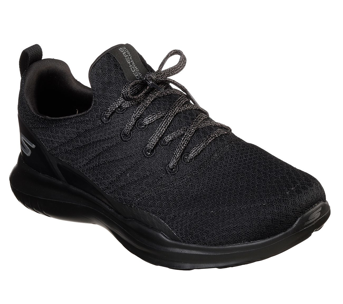 "Skechers Men's Gorun Mojo A "" Radar Walking Shoes - Black, 11.5"