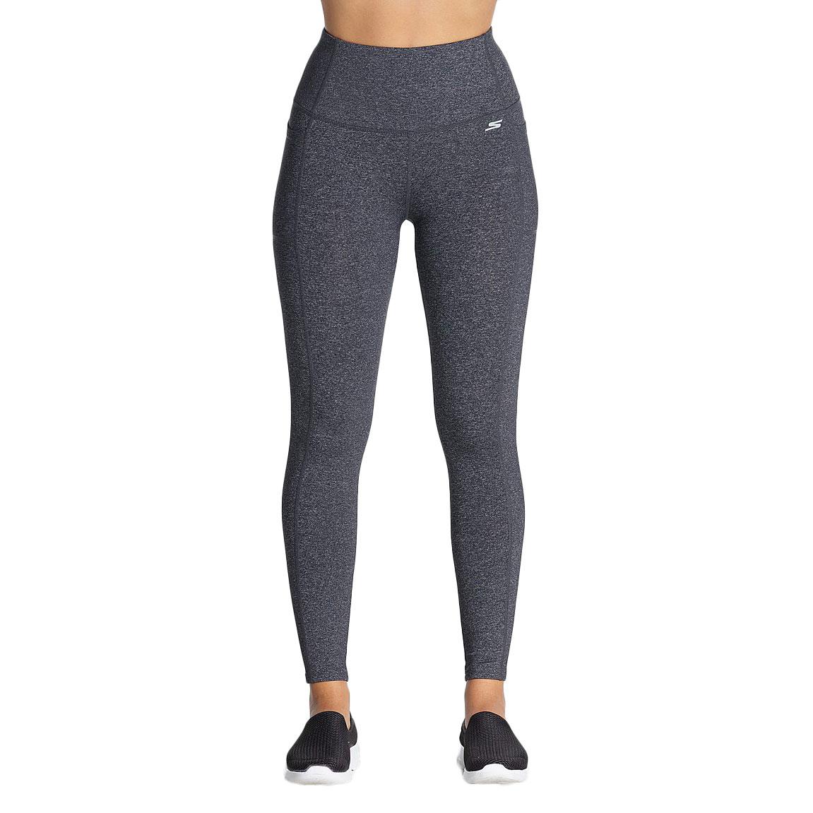 Skechers Women's Go Flex High-Waist Leggings - Black, M