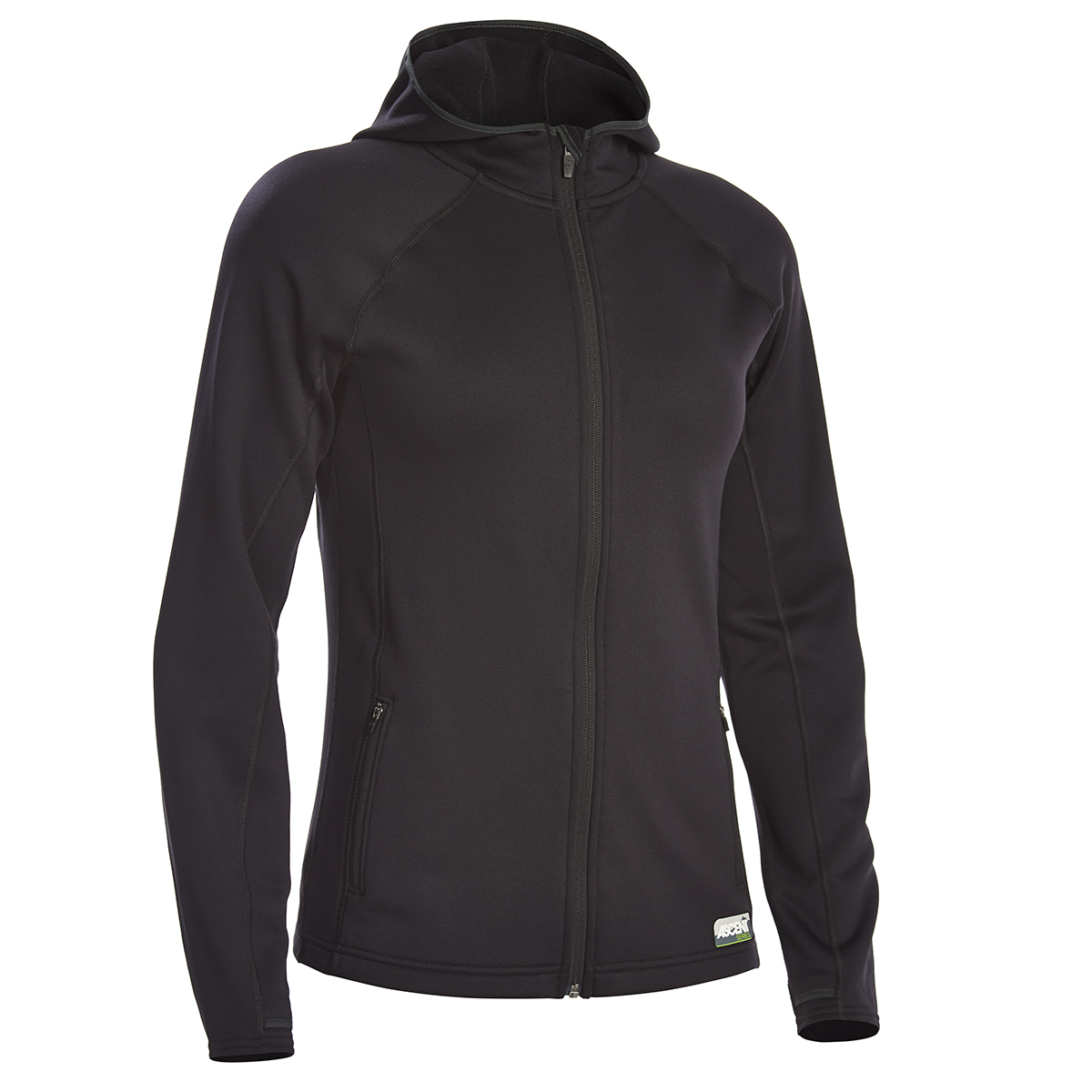 Emsa(R) Women's Equinox Power Stretch Hoodie - Black, M