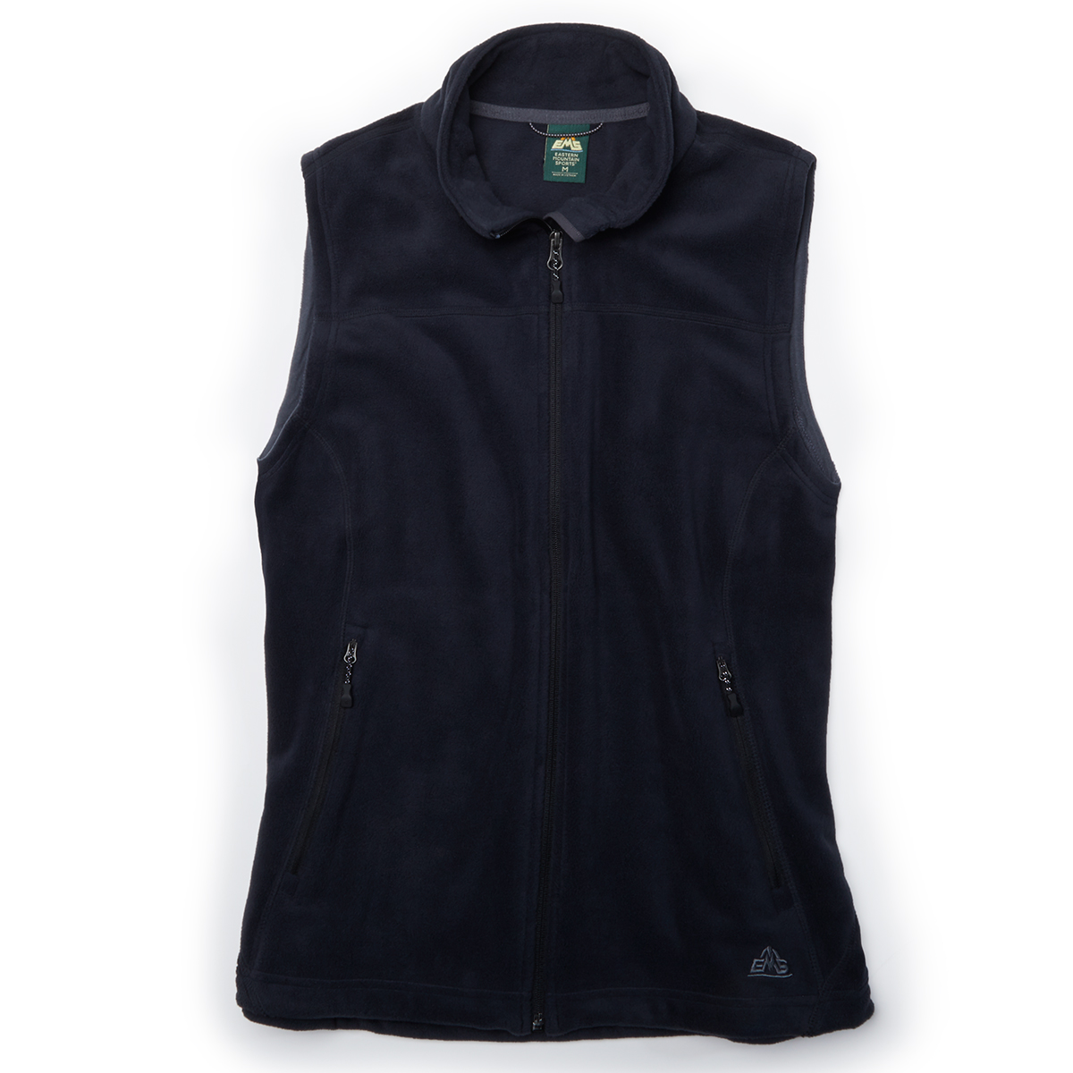 Ems Women's Classic 200 Fleece Vest - Black, XXL