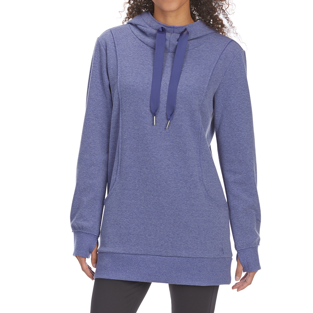 Ems Women's Canyon Pullover Hoodie - Blue, M
