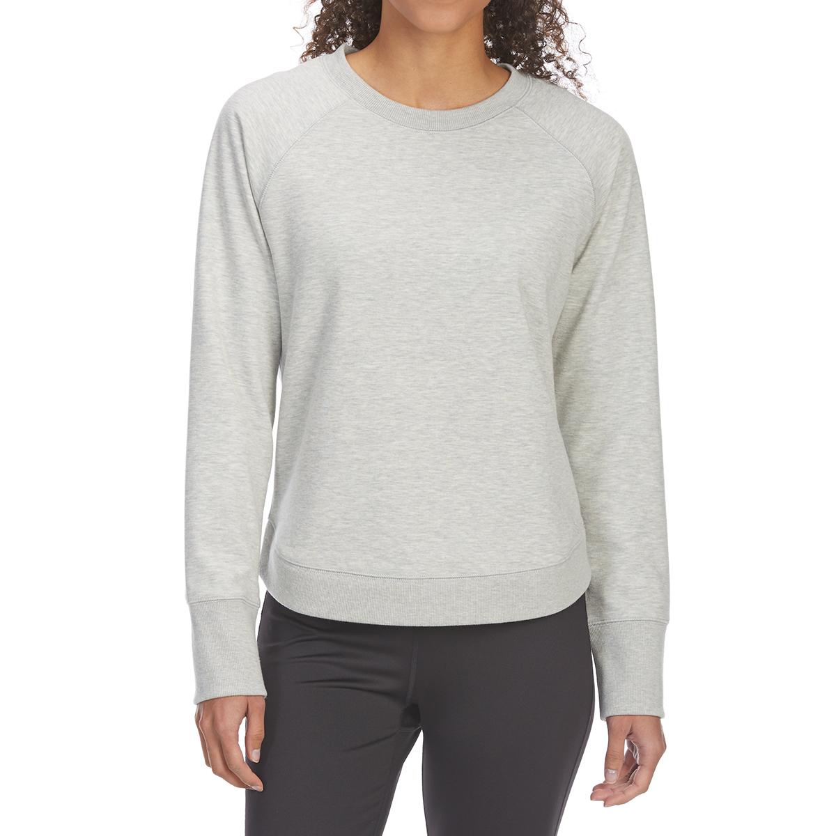 Ems Women's Canyon Knit Pullover - White, XS