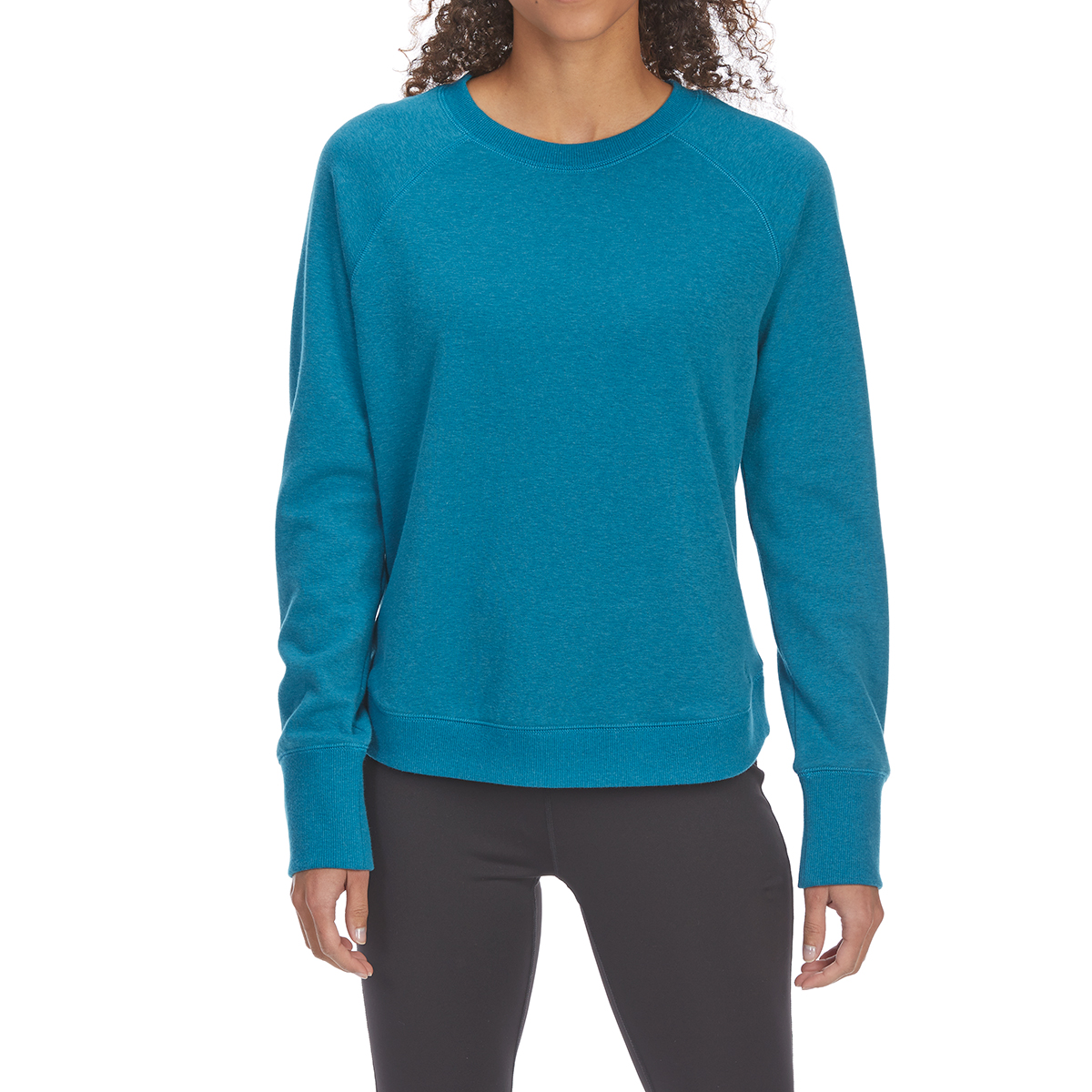 Ems Women's Canyon Knit Pullover - Green, XL