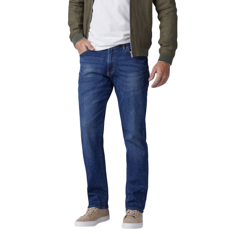 LEE Men's Extreme Motion Straight Fit Tapered Leg Jeans