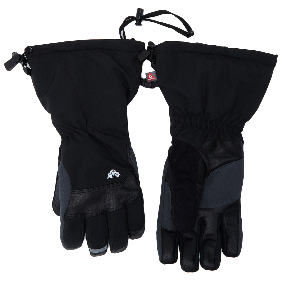 Ems Men's Ascent Summit Gloves - Black, M