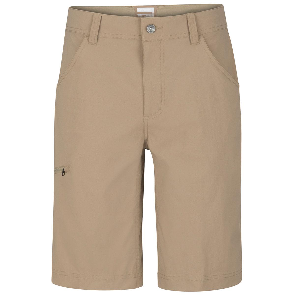Marmot Men's Arch Rock Shorts - Brown, 38