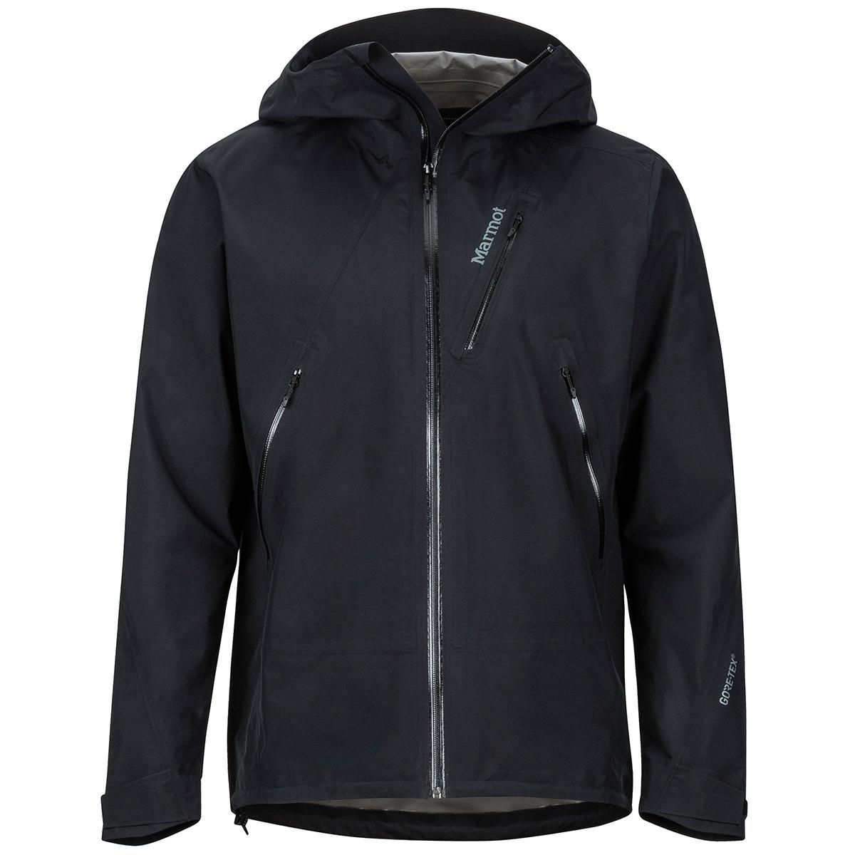 Marmot Men's Knife Edge Jacket - Black, L