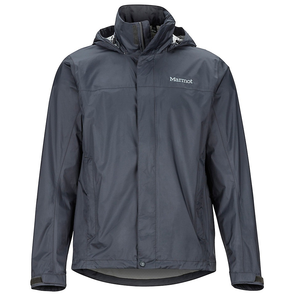 Marmot Men's Precip Eco Jacket - Black, XL