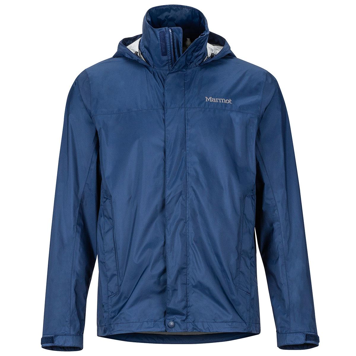 Marmot Men's Precip Eco Jacket - Blue, S