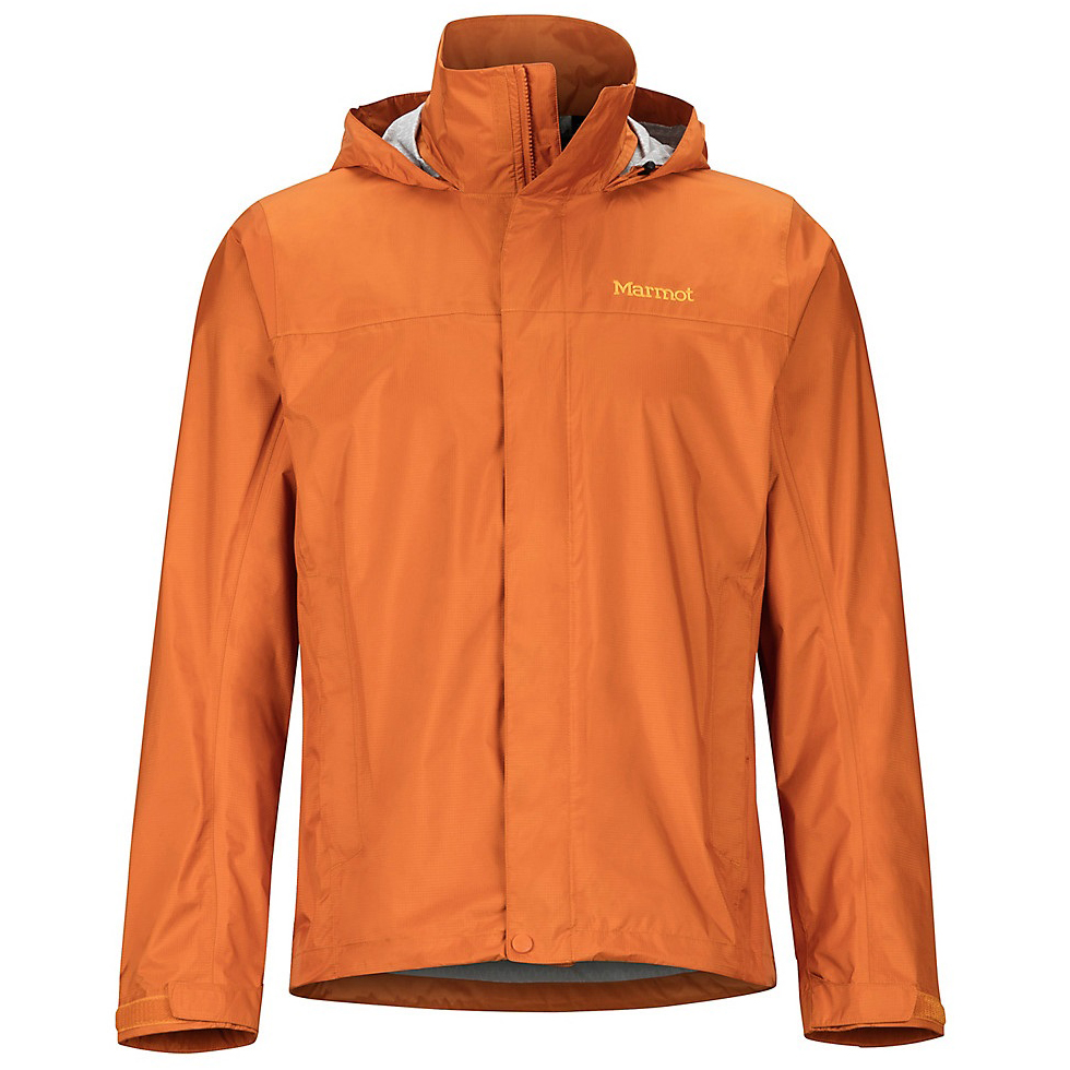 Marmot Men's Precip Eco Jacket - Orange, XL