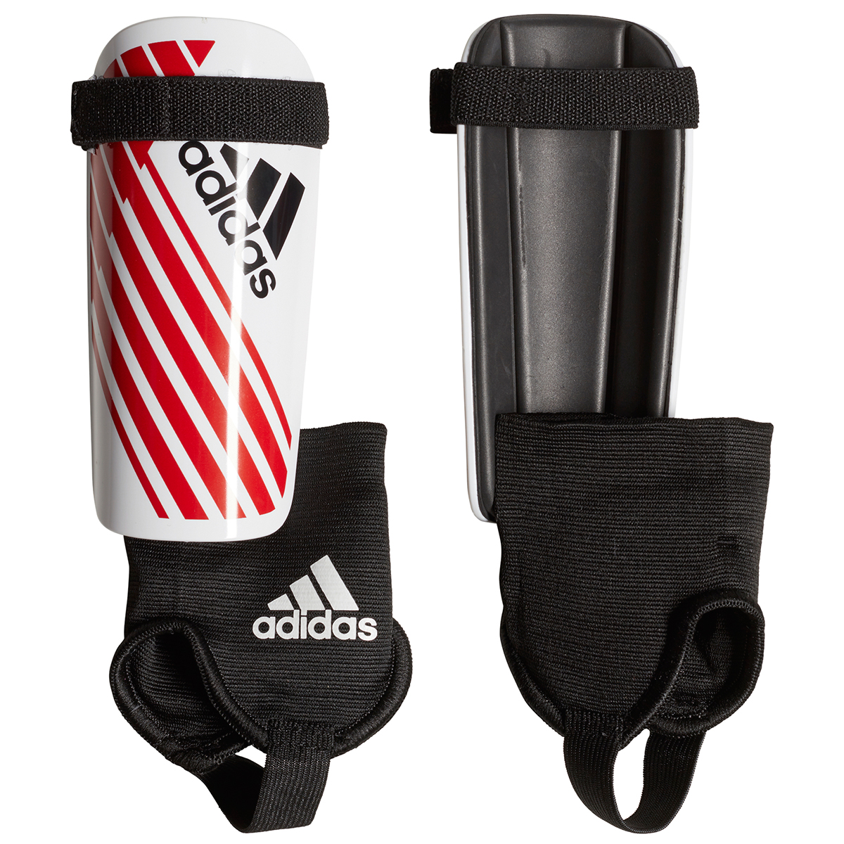 Adidas X Youth Shin Guards - White, L