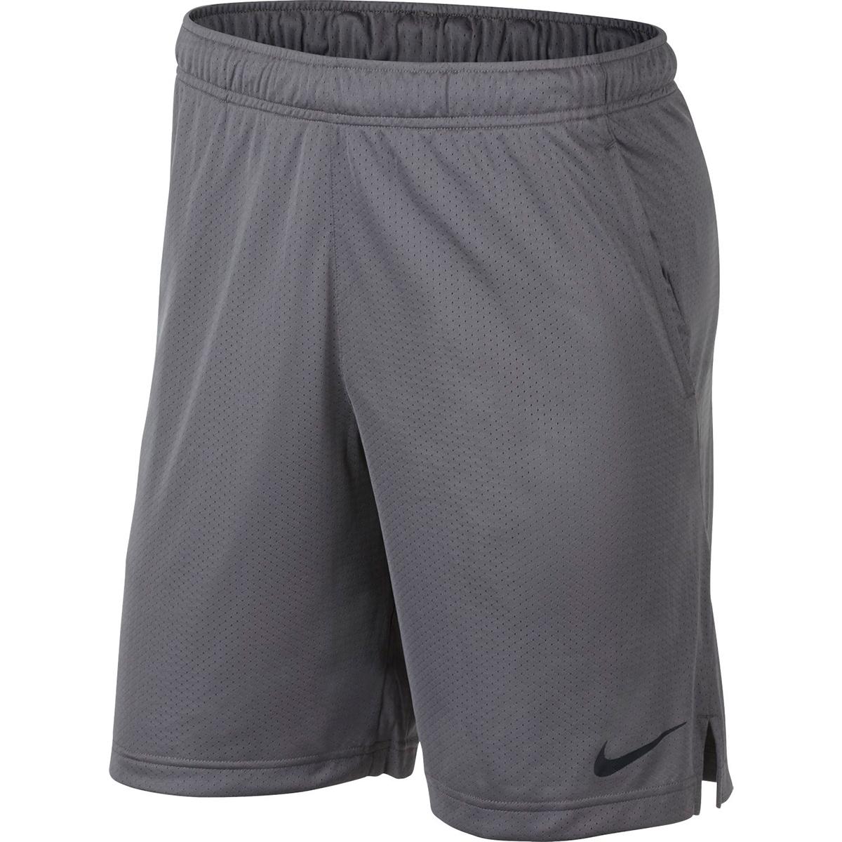 Nike Men's Monster Mesh 4.0 Short - Black, M