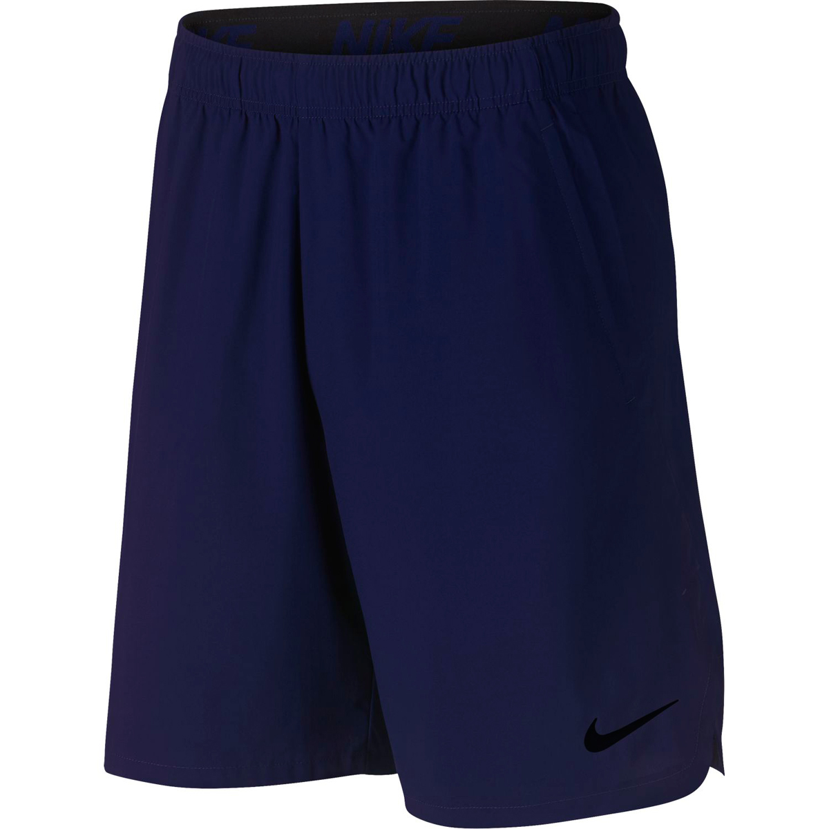 Nike Men's Flex Woven Training Shorts - Blue, L