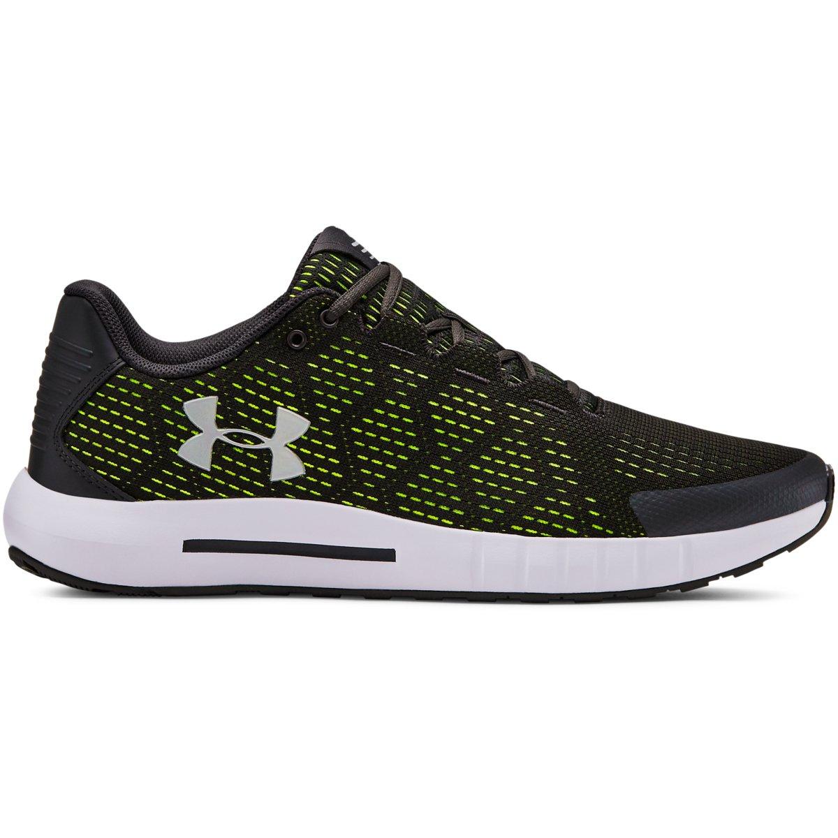 Under Armour Men's Ua G Pursuit Se Running Shoes - Black, 8.5