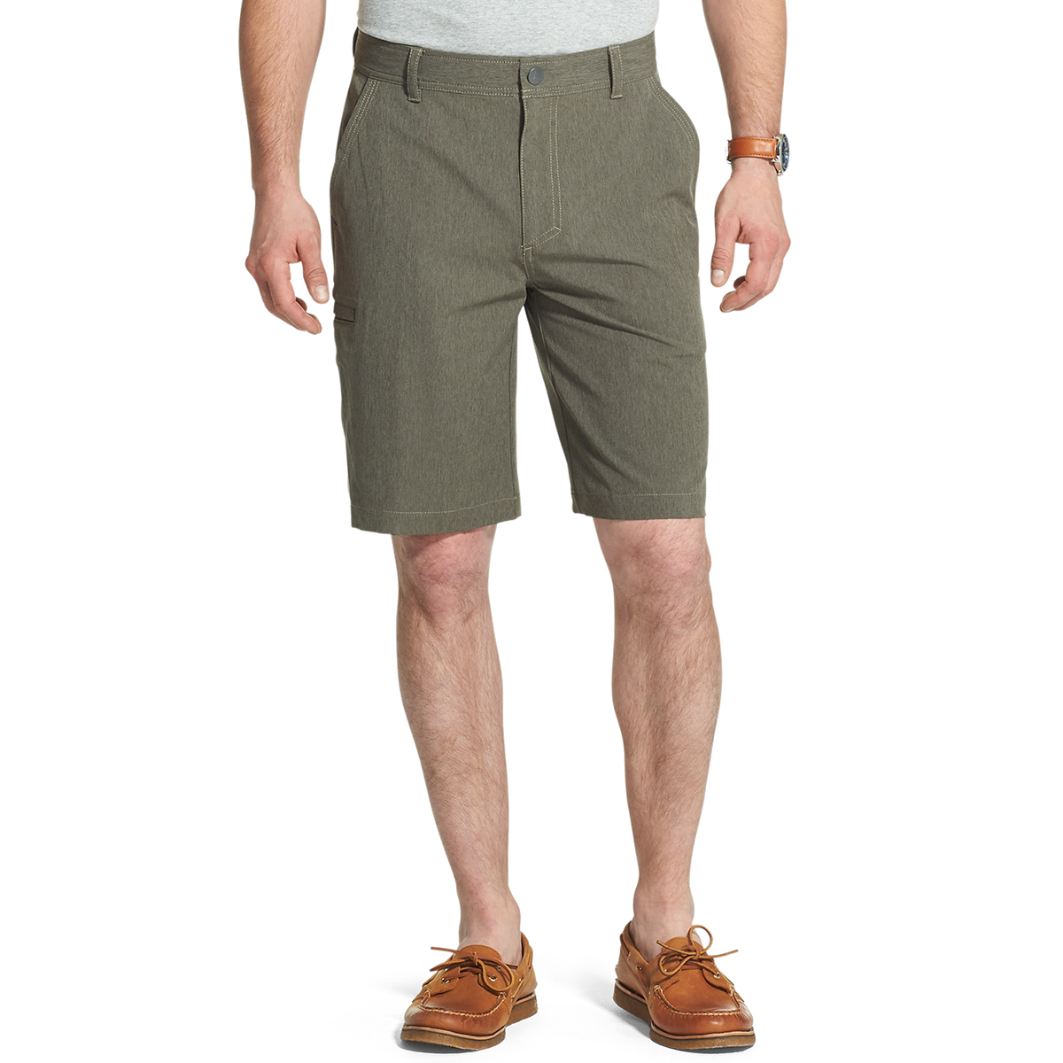 G.H. BASS Men's Bluewater Performance Shorts