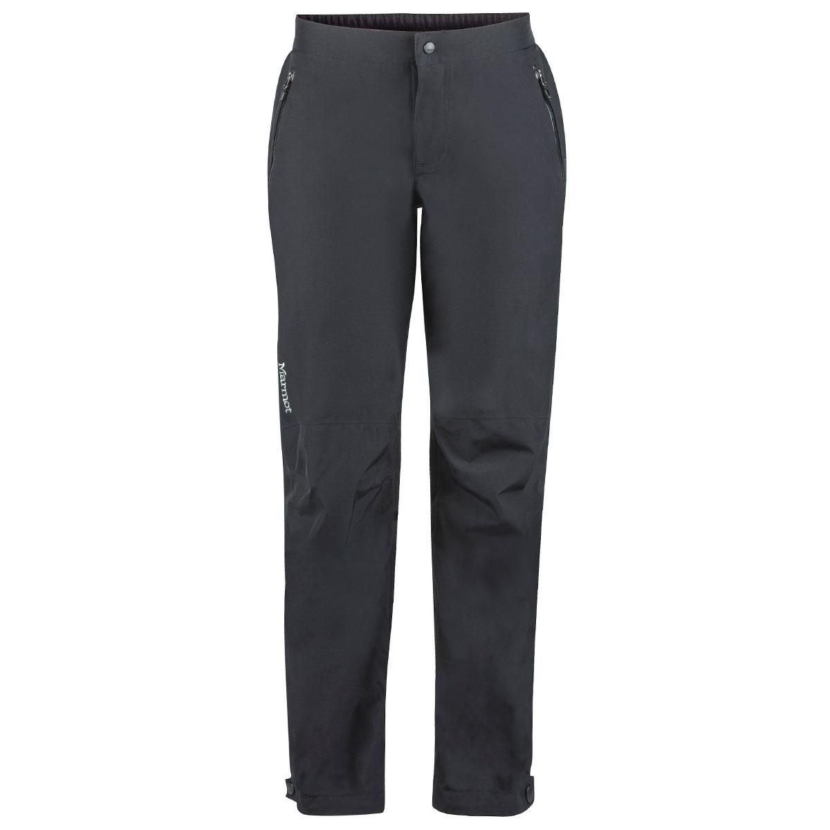 Marmot Women's Minimalist Waterproof Pants - Black, L