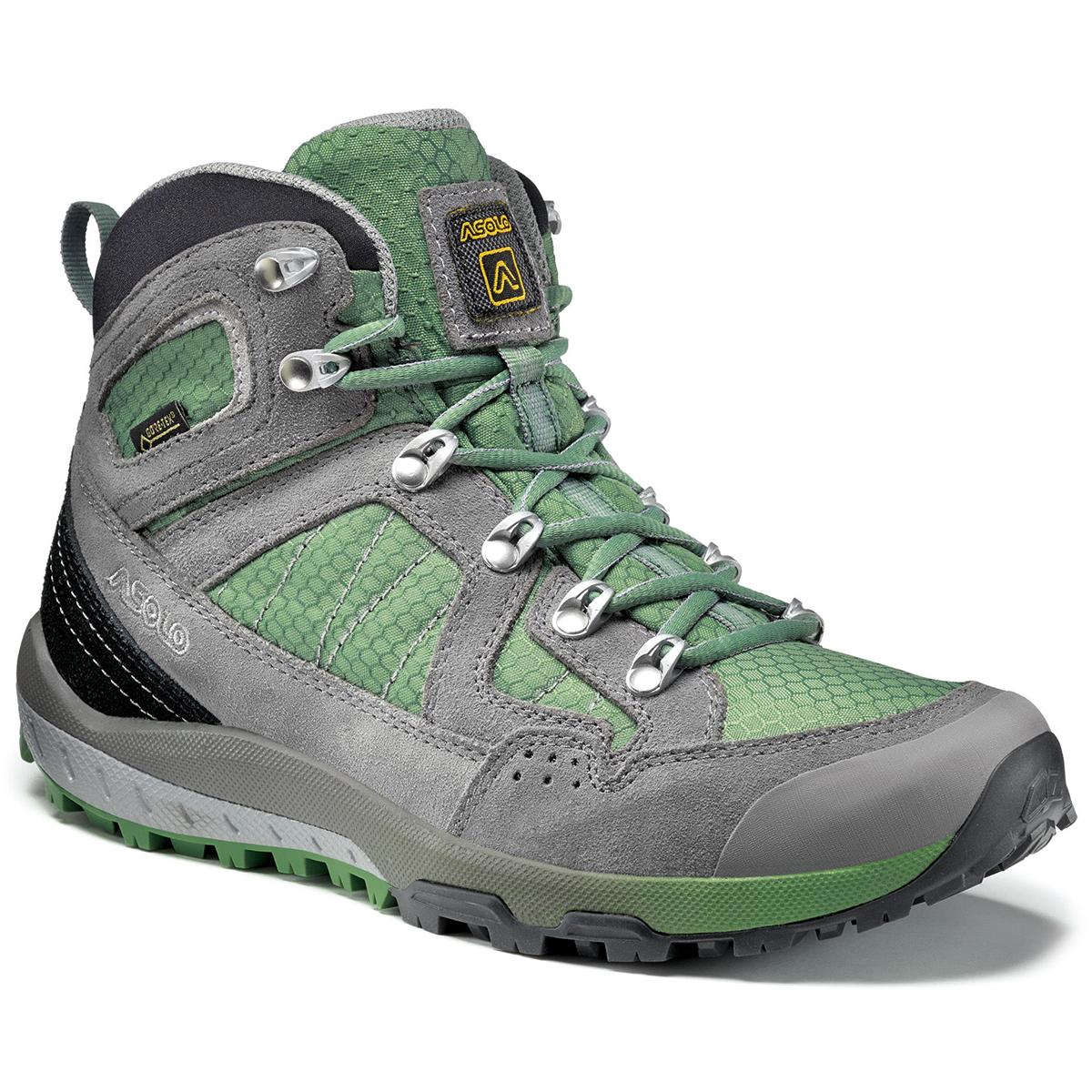 Asolo Women's Landscape Gv Waterproof Mid Hiking Boots - Green, 10