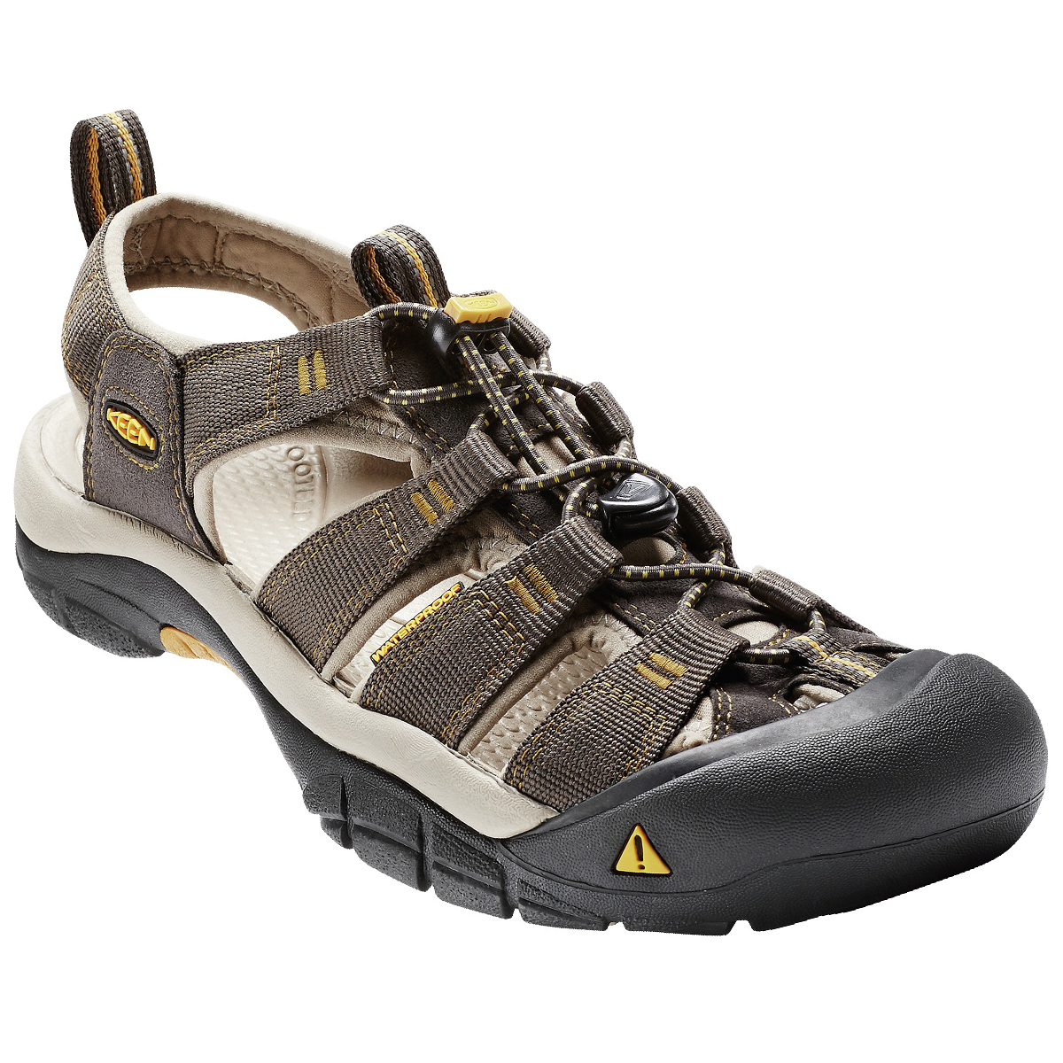 Keen Men's Newport H2 Sandals - Brown, 10.5