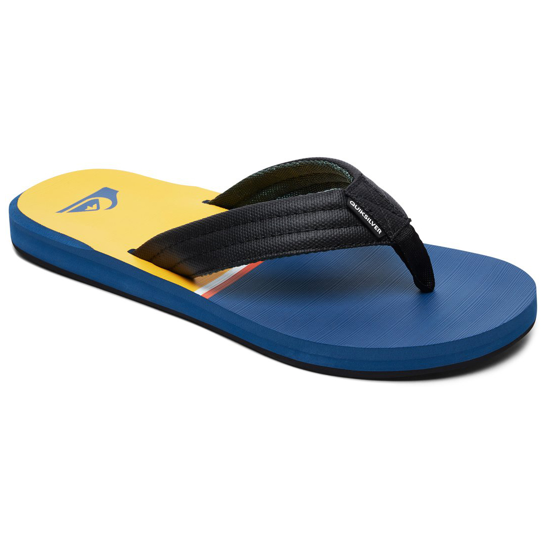 Quiksilver Men's Carver Sandals - Blue, 10