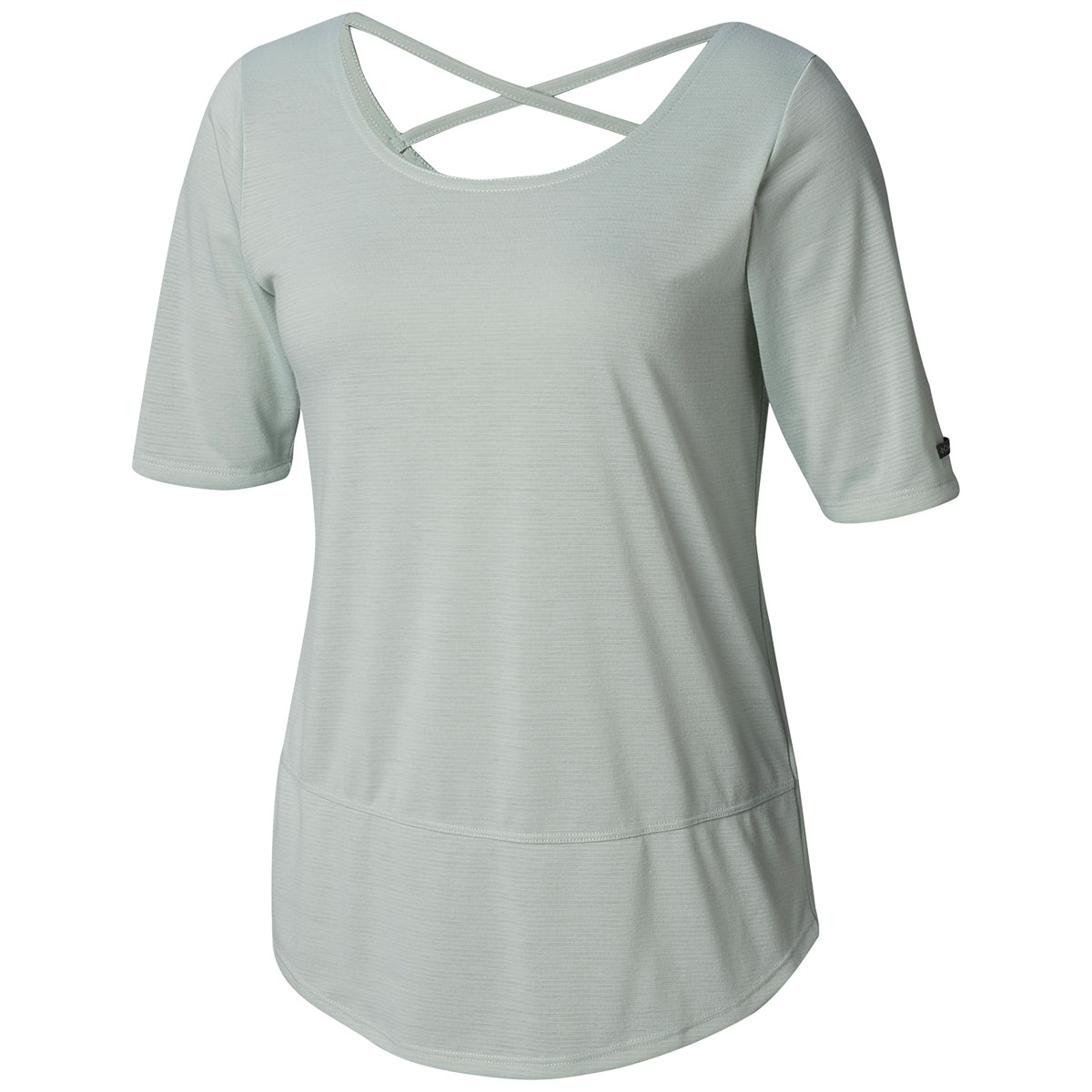 Columbia Women's Anytime Casual Short-Sleeve Shirt - Green, M