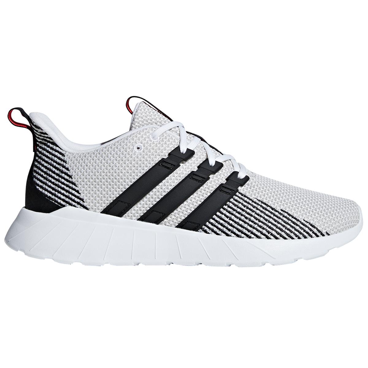 Adidas Men's Questar Flow Running Shoes - Black, 9.5