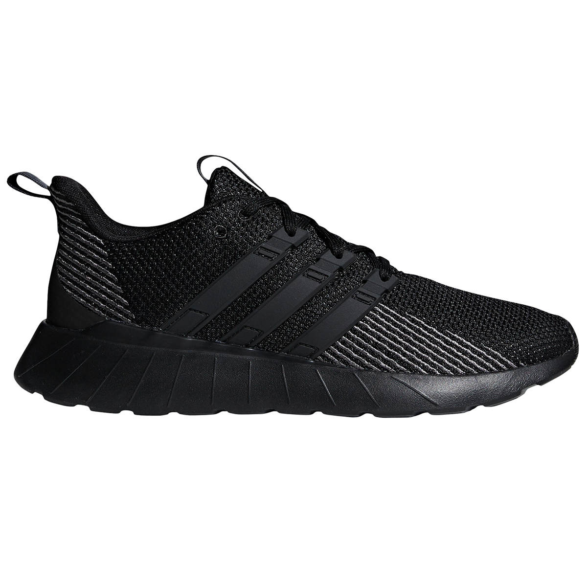 Adidas Men's Questar Flow Running Shoes - Black, 13