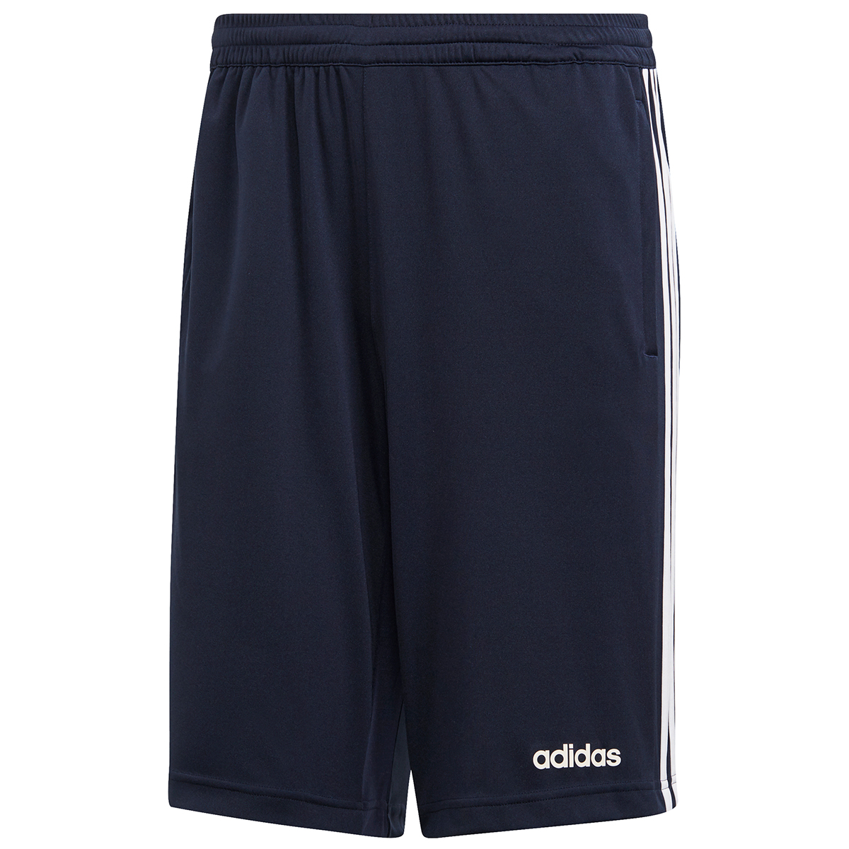 Adidas Men's Designed To Move Active Shorts - Blue, XXL