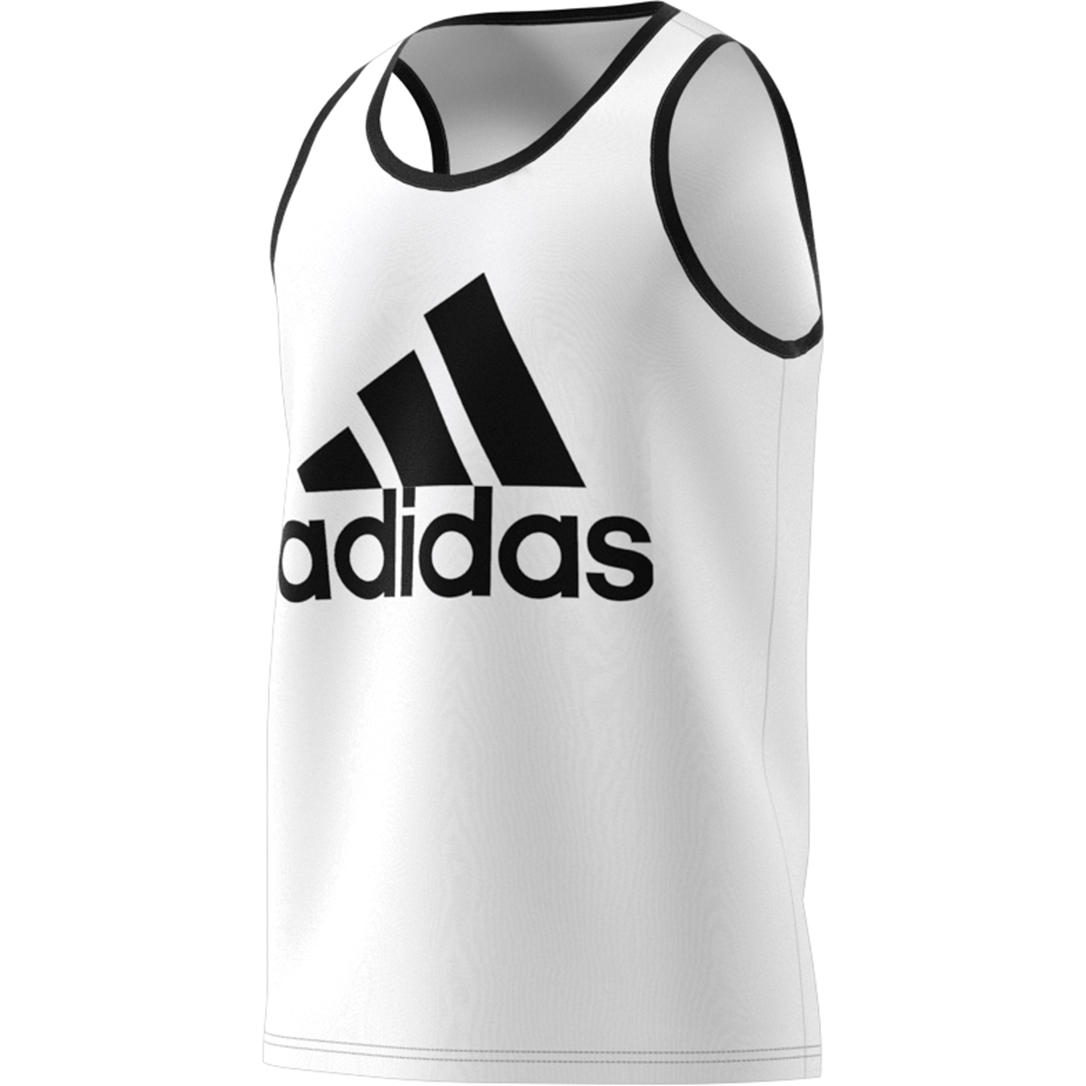 Adidas Men's Badge Of Sport Classic Tank Top - White, M