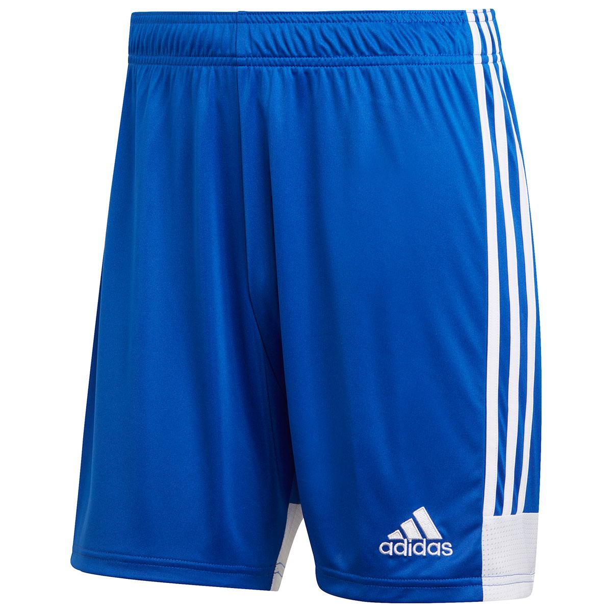 Adidas Men's Tastigo 19 Shorts - Blue, XXL