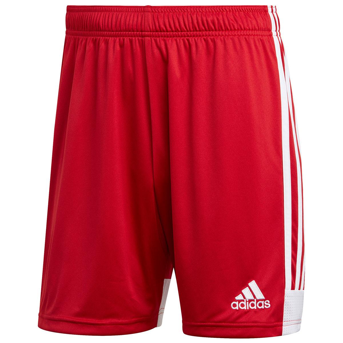 Adidas Men's Tastigo 19 Shorts - Red, XXL